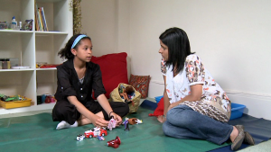 Play Therapist Child